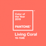 Life-affirming color of the year 2019