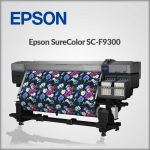 Epson SC F-9300 – a new sublimation printer by Epson
