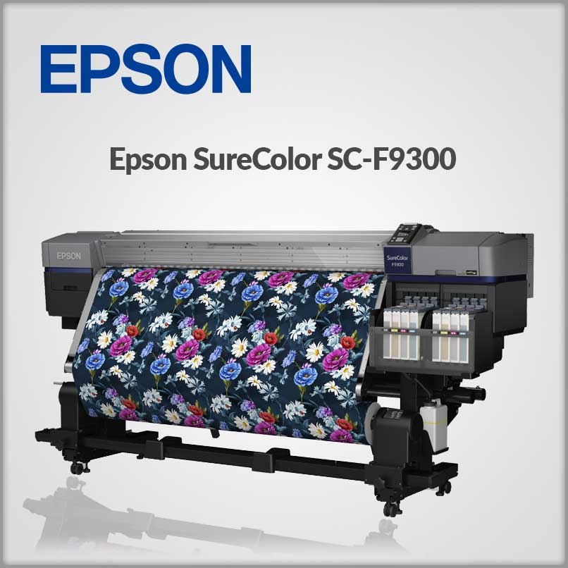 Epson SC F-9300 - a new sublimation printer by Epson - Print