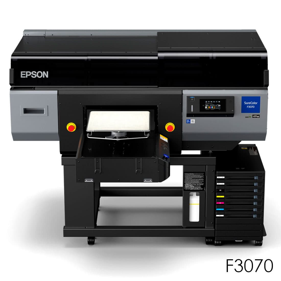 SureColor F3070 direct-to-garment printer of Epson